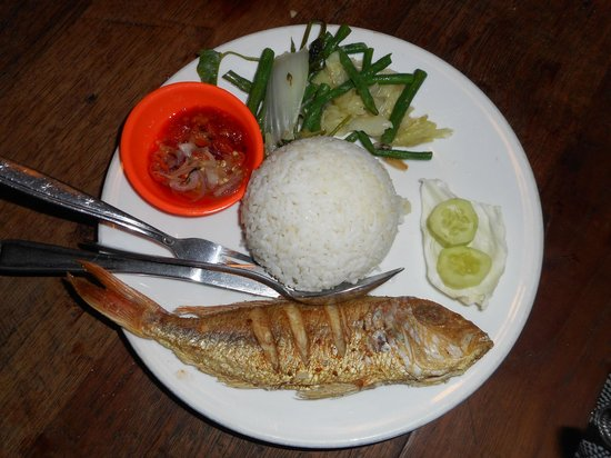 Warung Murah: Fish