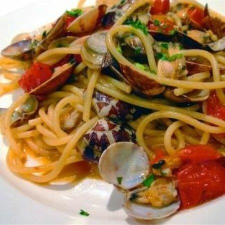 Pinocchio Italian restaurant & Wine bar: spaghetti special