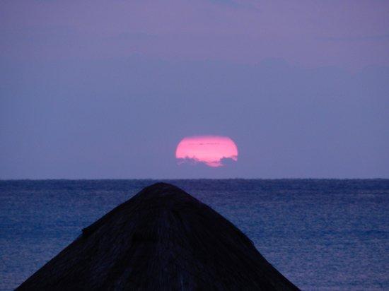 Iberostar Tucan Hotel: sunrise - approx.06.20