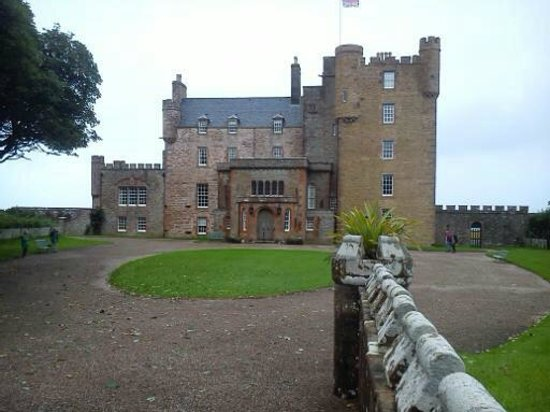 The Castle and Gardens of Mey: Castle of Mey