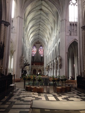 St. Rumbold's Cathedral : St Rombout