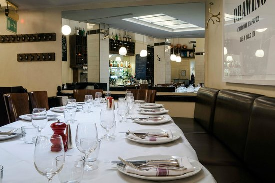 Hix Oyster & Chop House: Chop House Large Partys