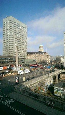 Hotel Astoria : Из нашего окна