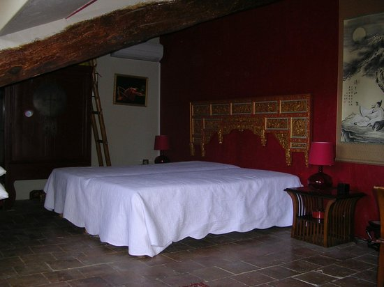 The Wine B&B: Bedroom
