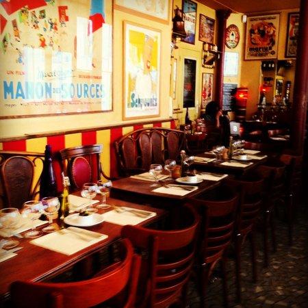 Restaurant Chez Janou Paris Marais