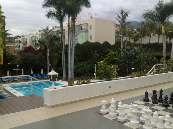 Be Live Adults Only Tenerife: exteriores