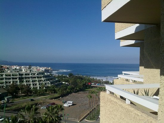 Be Live Adults Only Tenerife: vistas
