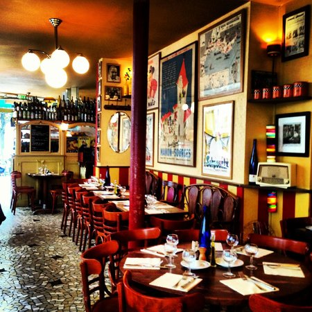 Photo of French Restaurant Chez Janou at Marais, Paris 75003, France