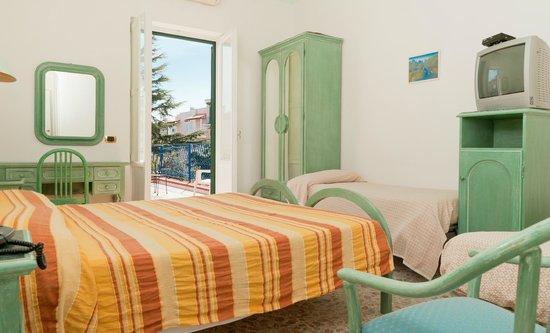 Hotel Del Postiglione : Camera