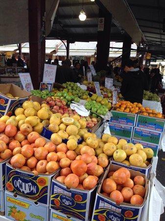 Queen Victoria Market: Fristende, ikke sant?