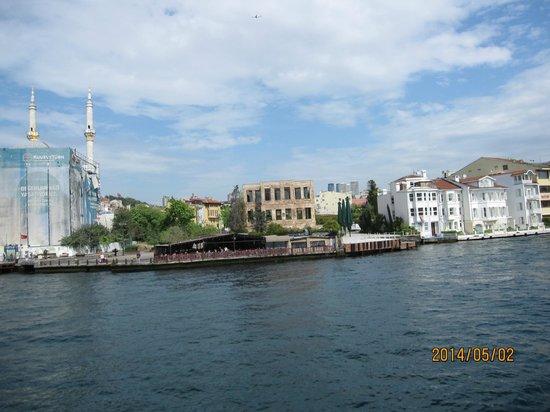Bosphorus Strait: ガラタ橋付近