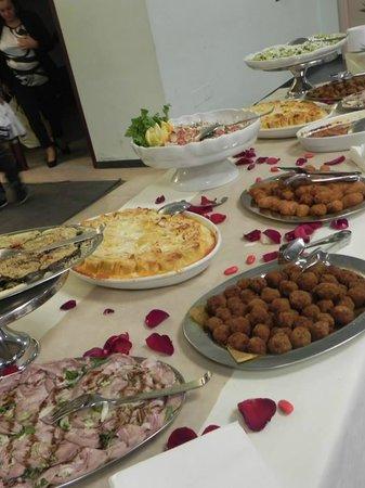 Buffet Per Festa Di Compleanno 50 תמונה של Abc Del Gusto