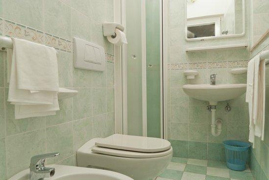 Hotel Del Postiglione : Bagno
