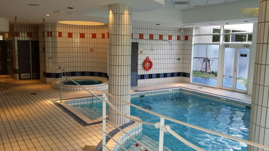 Crowne Plaza Amsterdam - Schiphol: Pool area
