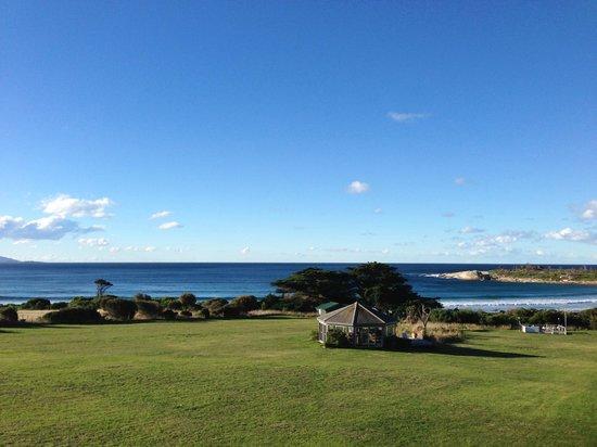 Diamond Island Resort: the view