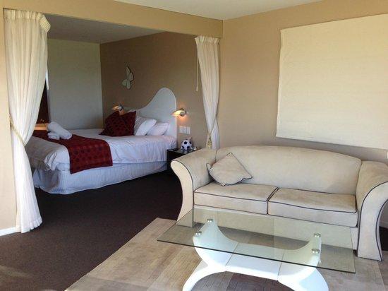 Diamond Island Resort: sitting room