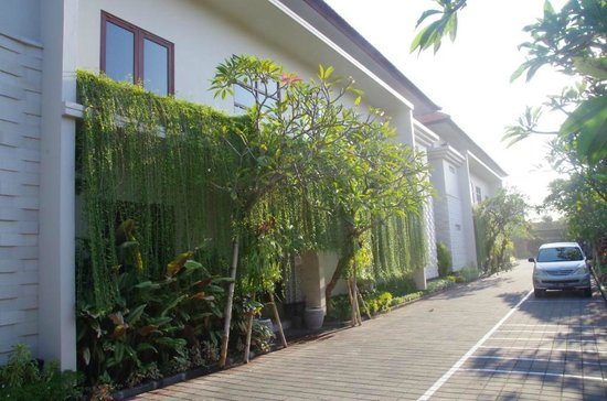 Taman Ayu Town House: new section