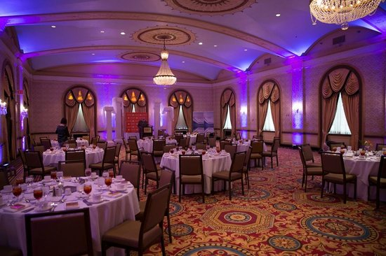 The Westin Poinsett, Greenville: Gold Ballroom