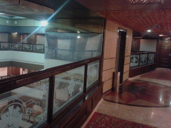Grand Mumtaz Srinagar: Lobby