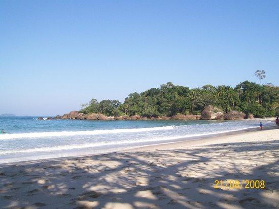 Felix Beach: Vista da praia