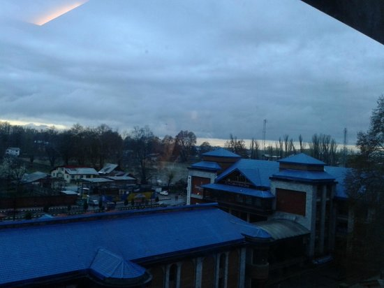 Grand Mumtaz Srinagar: View from the room