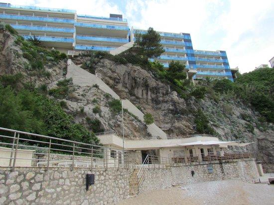 Hotel Bellevue Dubrovnik: bellevue hotel