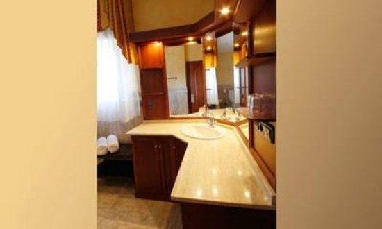 Villa Erina Park Hotel: Suite Fenice