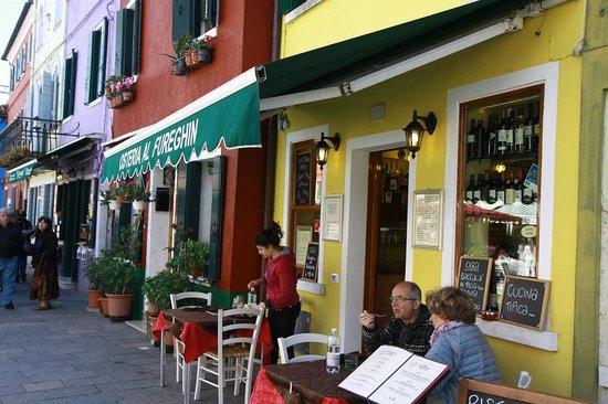 Al Fureghin (Burano, Venice)