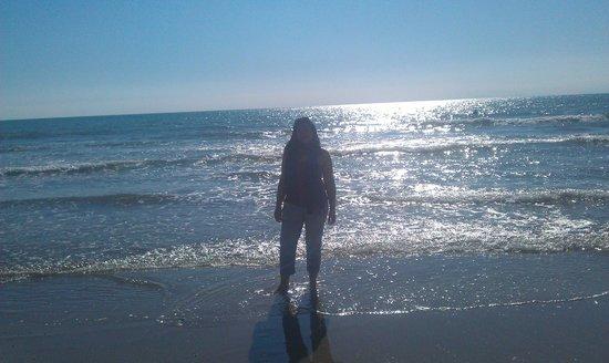 Side Alegria Hotel & Spa: On the beach
