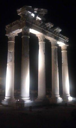 Side Alegria Hotel & Spa: Apollo's Temple Side