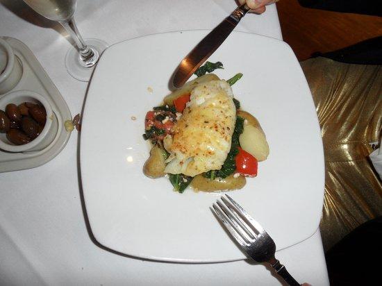 Kellari Taverna : Black Cod