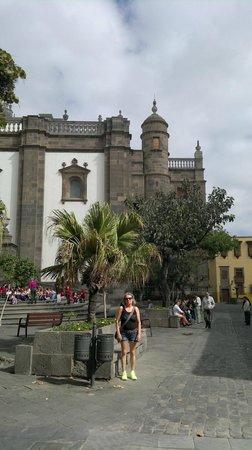 La Vegueta building