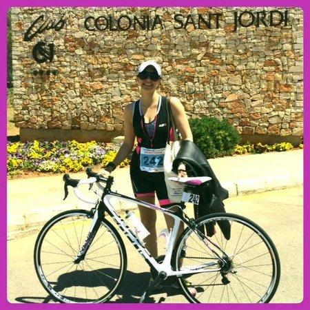 Palma on Bike: the bike!!