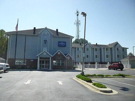 Microtel Inn & Suites by Wyndham Charlotte Airport: Microtel Charlotte