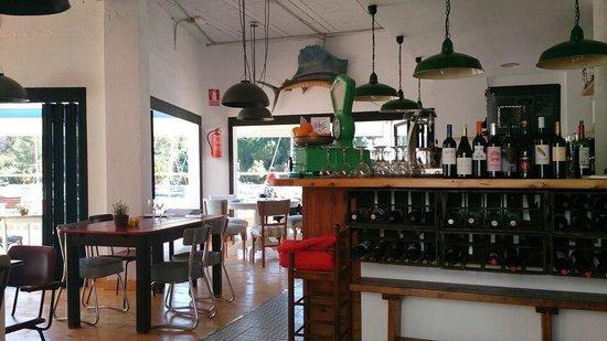 Quince Restaurante & Cantina: Bello restaurante