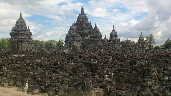 Candi Sewu (Sewu-Tempel): セウ寺院