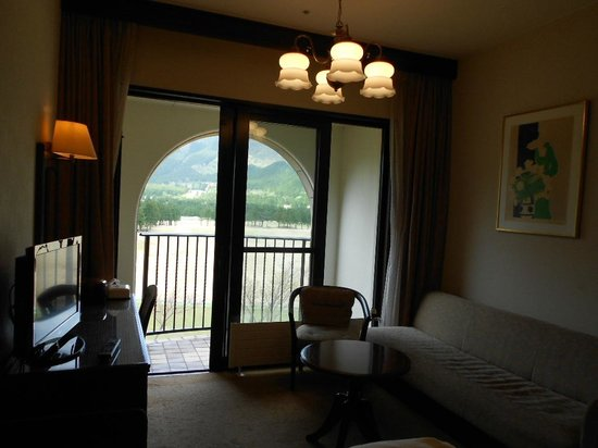 Hakone Sengokuhara Prince Hotel : ツインの部屋