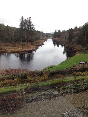 Ballynahinch Castle Hotel : View