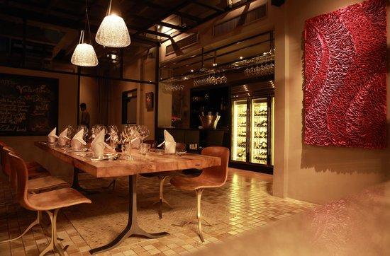 Sensi Restaurant: Chef Table