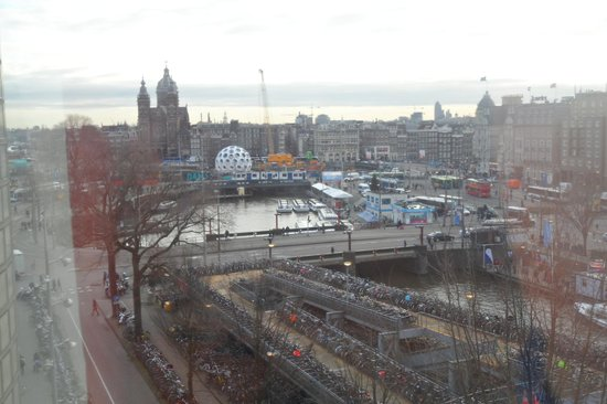 Ibis Amsterdam Centre : Nice view