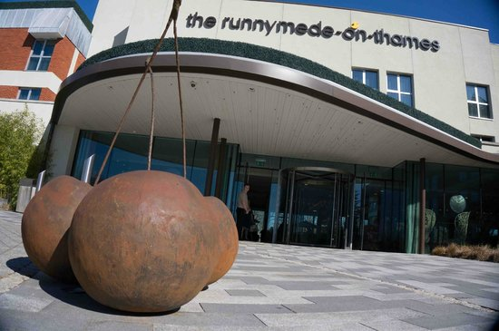 The Runnymede on Thames: Welcoming staff