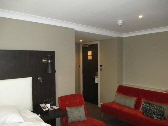 DoubleTree by Hilton London Ealing : Camere
