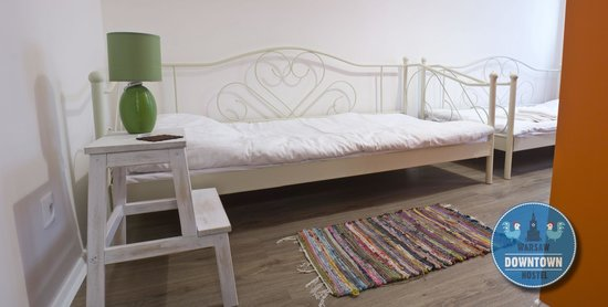 Warsaw Downtown Hostel : Twin private with bathroom