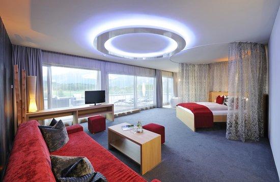 Hotel Ritzenhof: Panoramasuite