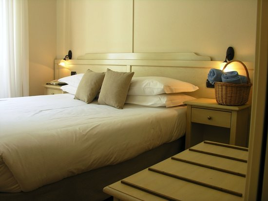 Hotel Villa Aurora : standard double room with mountainview