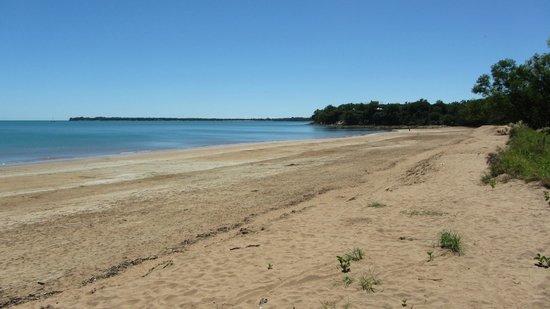 Mindil Beach : somewhere 2 relax