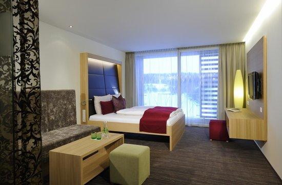 Hotel Ritzenhof: Zimmer