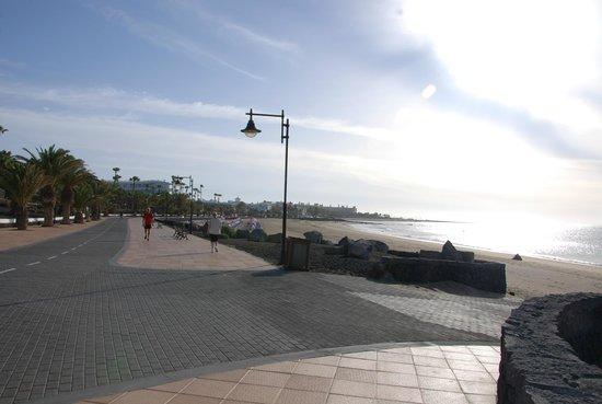 Sol Lanzarote All Inclusive : beach