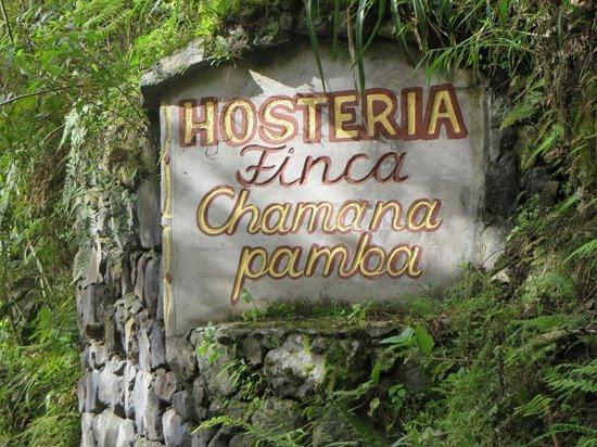 Hosteria Finca Chamanapamba : Chamanapamba