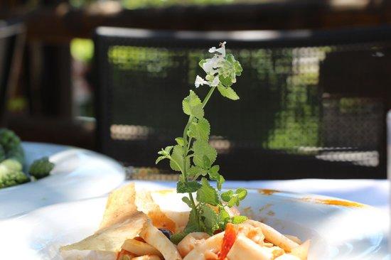 Salice Blu: lobster sauce pasta